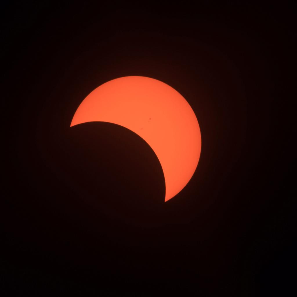 éclipse de soleil (Nashville Tenessee) Eclips14