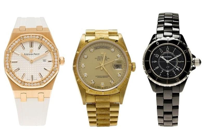 تشكيلة من الساعات الأصلية الفاخرة تقدمها ذا لاكشري كلوزيت 13887110