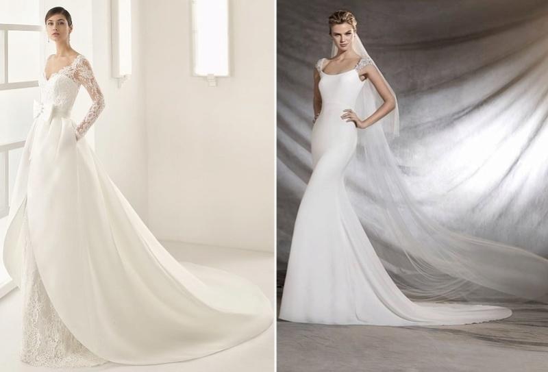 كيف تختارين فستان زفافك بحسب جسمك؟ 13993910