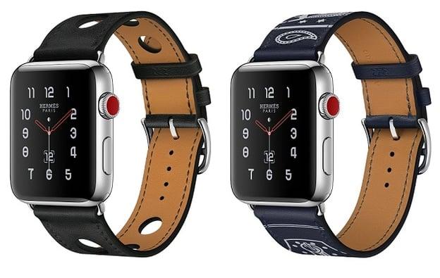 هيرمس تطلق ساعة آبل الذكية في الجيل الثالث 14092211