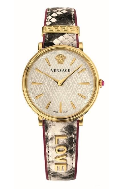 ساعة فيرساتشي الجديدة: أناقة غير كلاسيكية 14252111