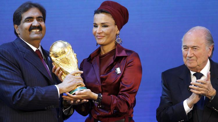 6 دول عربية تطالب بسحب مونديال 2022 من قطر 596a3b10