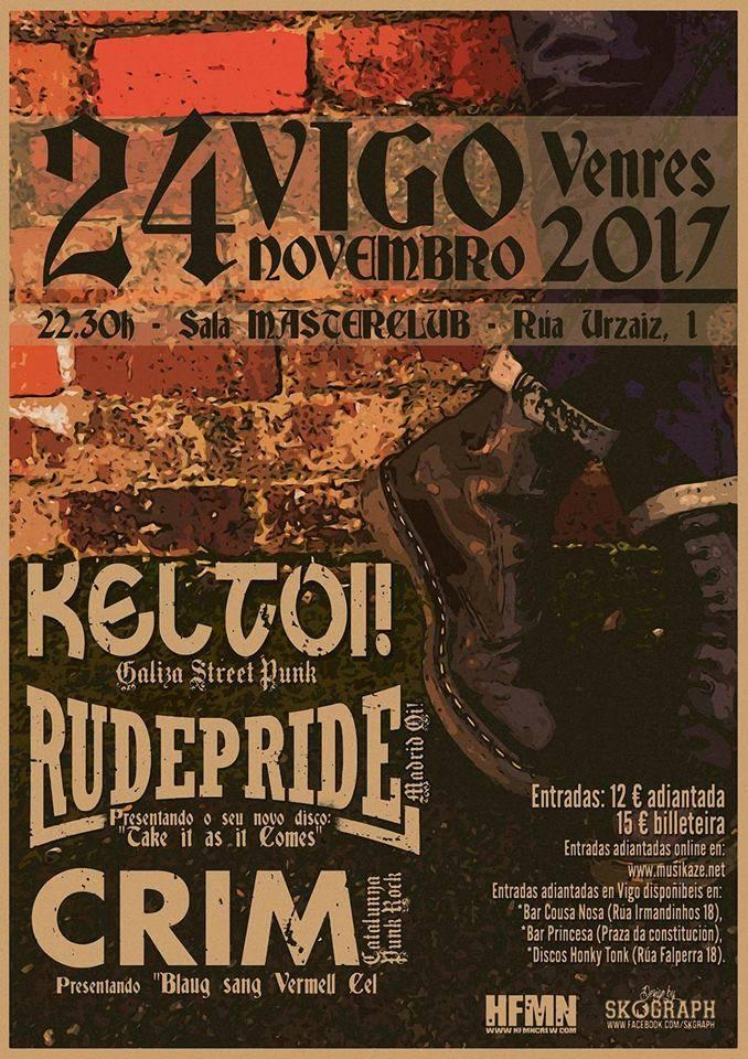 CRIM (Punk-Rock en catalá) - Página 2 Cartel10