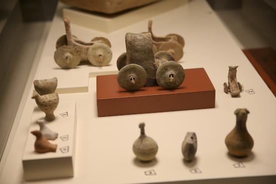 بالصور .. العثور على لعبة أطفال عمرها 5 آلاف عام في تركيا 59d67710