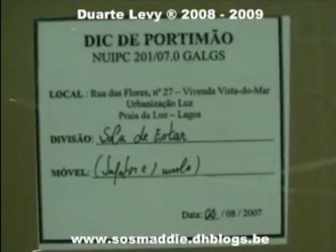 Madeleine McCann - the evidence of the cadaver dogs Box_cl10