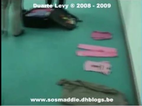 Madeleine McCann - the evidence of the cadaver dogs Clothe10