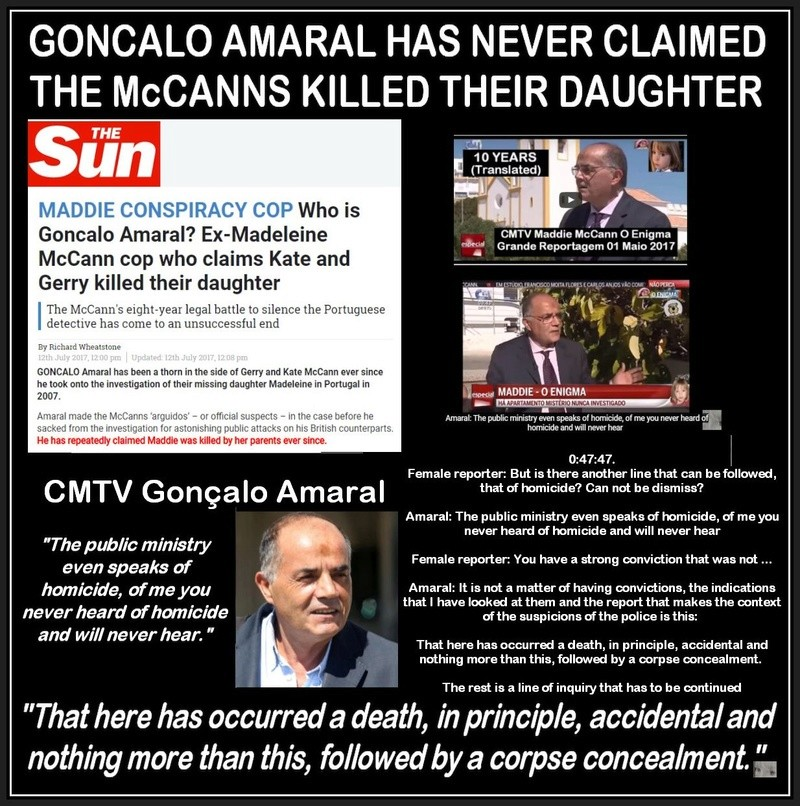The Sun: MADDIE CONSPIRACY COP Who is Goncalo Amaral?  Goncal10