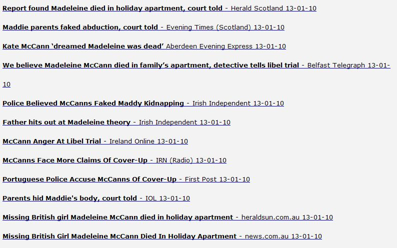 Was this ANOTHER hidden 'Fund' expense to prevent UK learning the truth?  List_j11