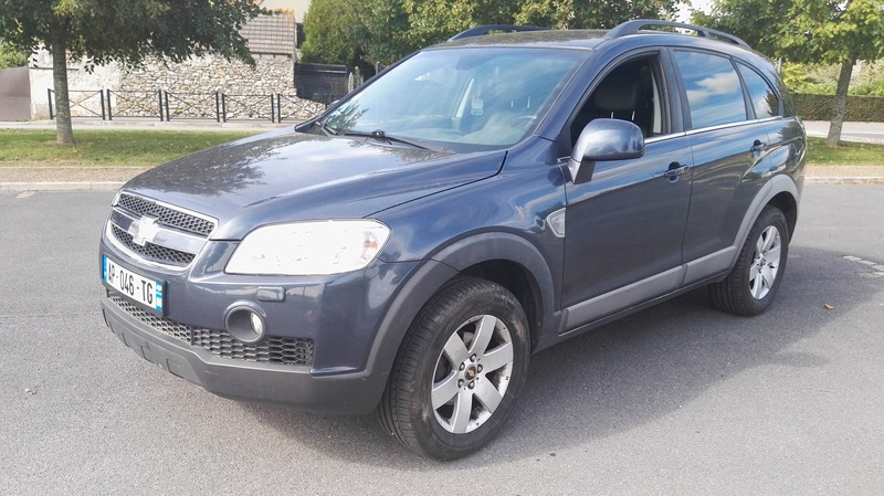 SUV 4x4 CHEVROLET CAPTIVA 7 PLACES 2L VCDi 150ch LT Pack Img_2045