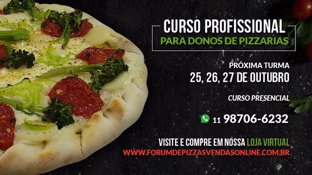 Pizza History, o nosso Fórum de Pizzas!