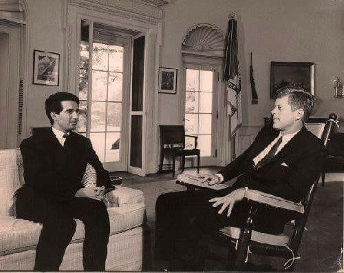 جون كينيدي والشريف قلاّل 10