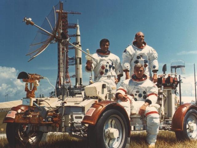 les 40 ans Apollo 17  20671110