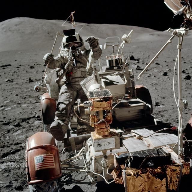 les 40 ans Apollo 17  Apollo11