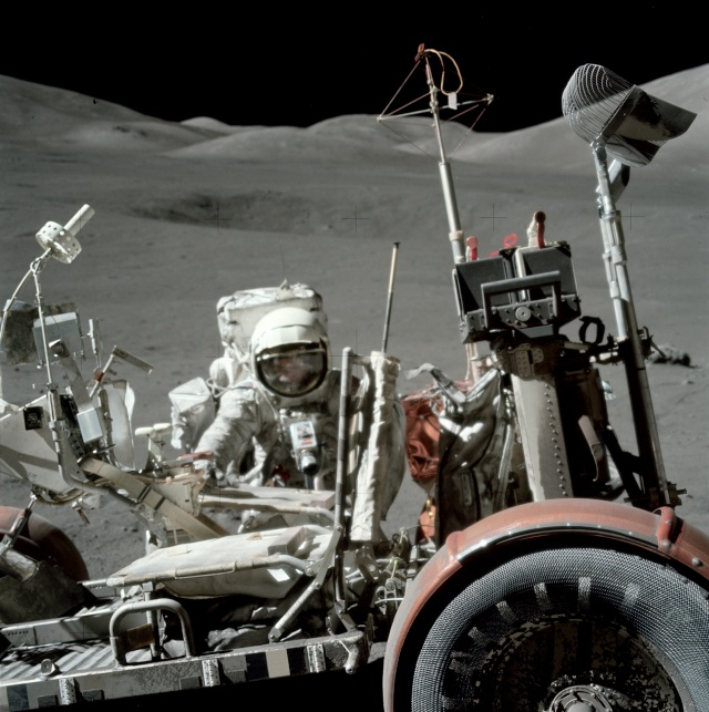 les 40 ans Apollo 17  Apollo13