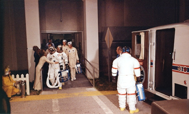 les 40 ans Apollo 17  Apollo14