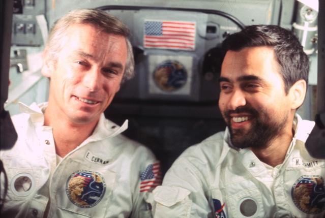 les 40 ans Apollo 17  Apollo15