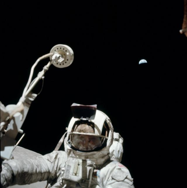 les 40 ans Apollo 17  As17-110
