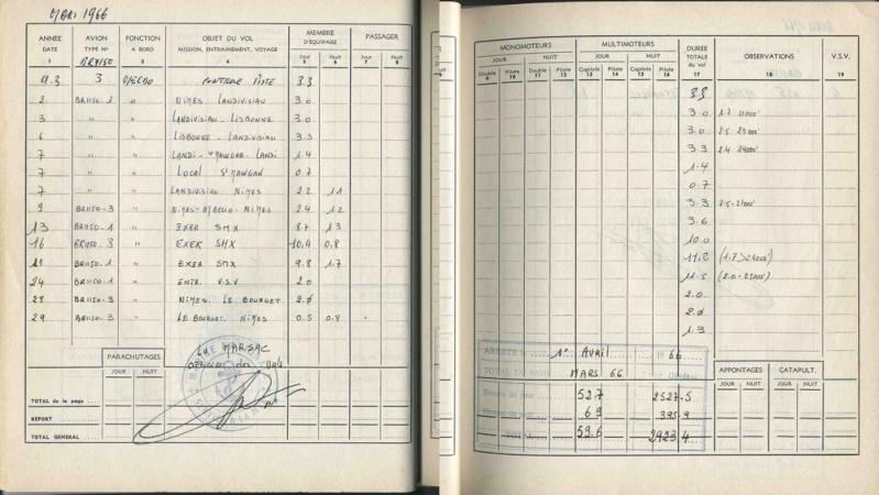 [Les anciens avions de l'aéro] ATLANTIC 1 = Vol Record de durée 1964 ou 1965 - Page 3 Img71610