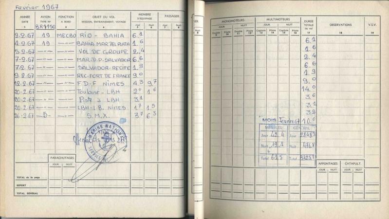 [Les anciens avions de l'aéro] ATLANTIC 1 = Vol Record de durée 1964 ou 1965 - Page 3 Img74010