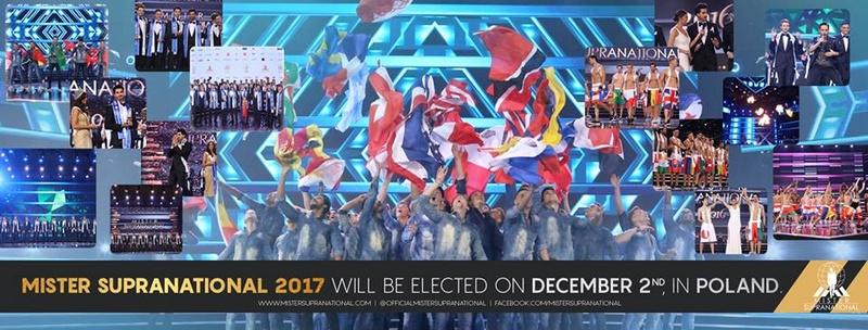 ROAD TO MISTER SUPRANATIONAL 2017 - Venezuela won 18199310