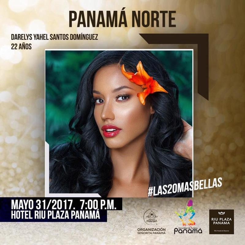 Señorita Panama 2017 is Contadora 18485810
