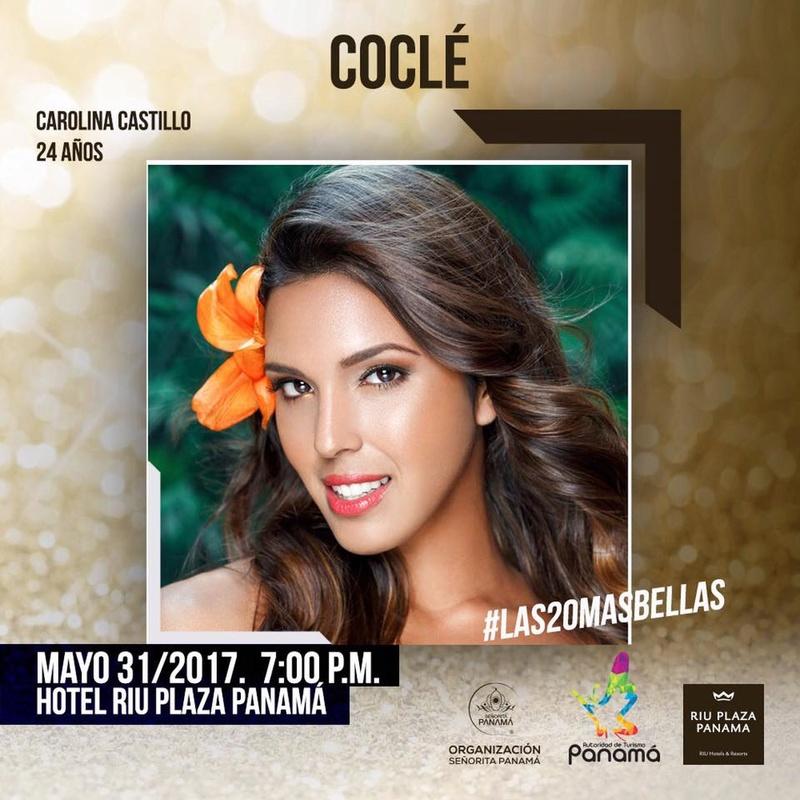 Señorita Panama 2017 is Contadora 18486210