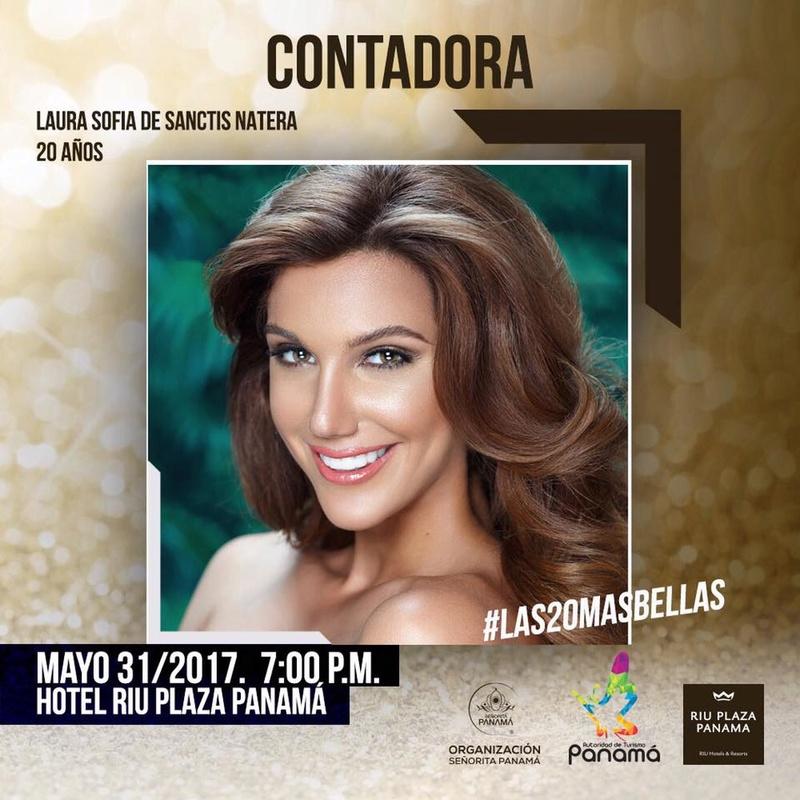 Señorita Panama 2017 is Contadora 18486410