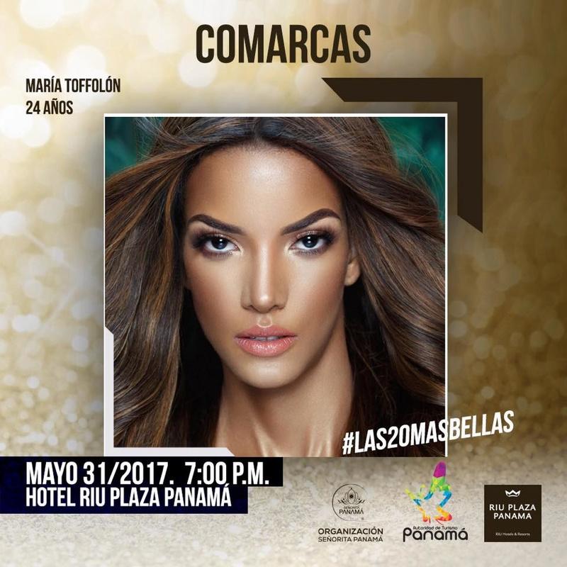 Señorita Panama 2017 is Contadora 18519510