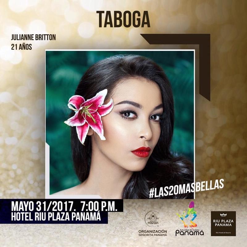 Señorita Panama 2017 is Contadora 18519810