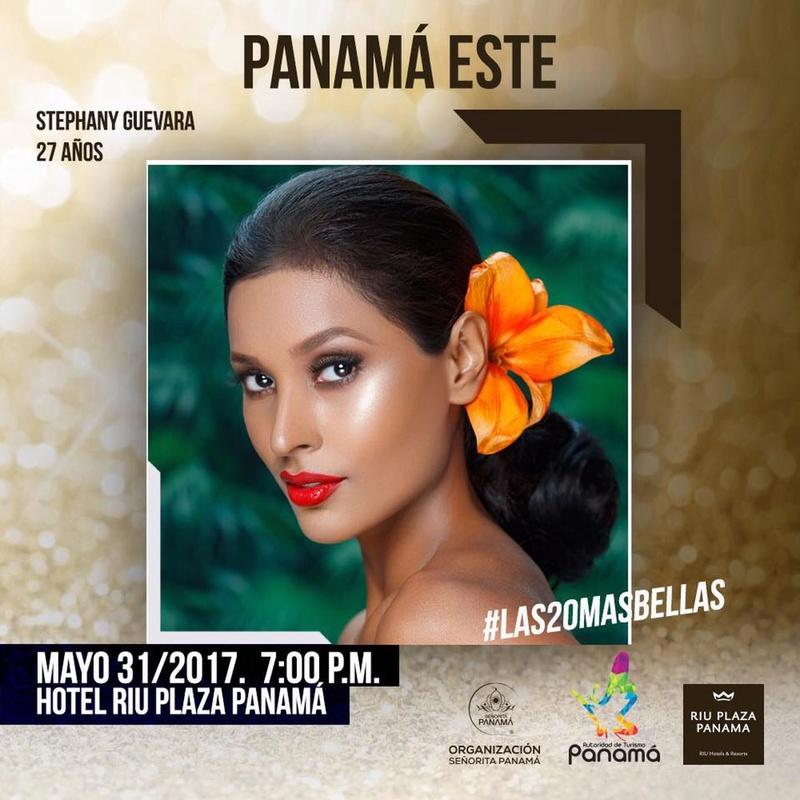 Señorita Panama 2017 is Contadora 18527910