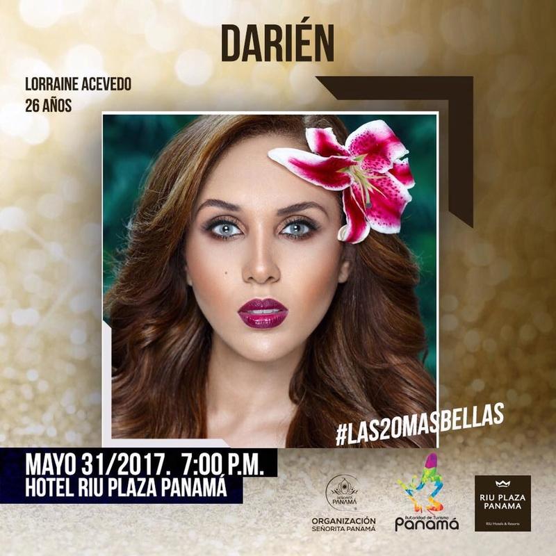 Señorita Panama 2017 is Contadora 18555810