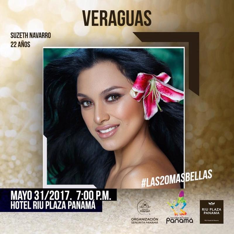 Señorita Panama 2017 is Contadora 18555910