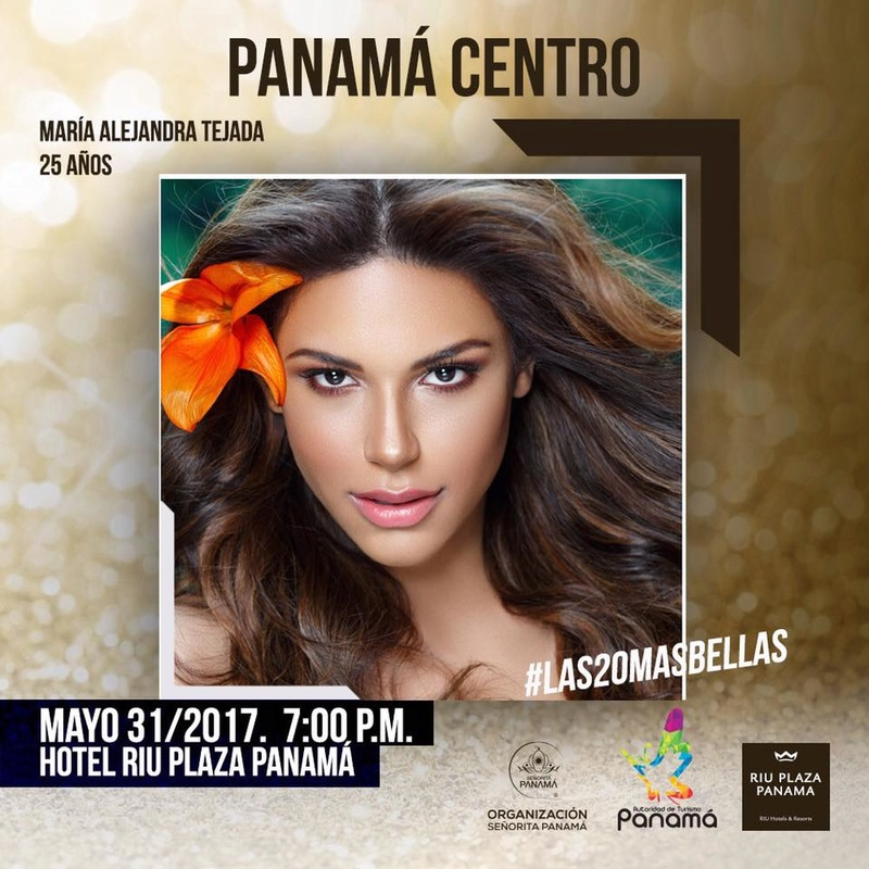 Señorita Panama 2017 is Contadora 18556410