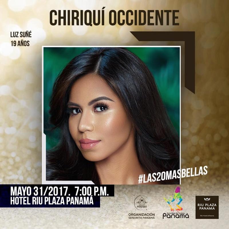 Señorita Panama 2017 is Contadora 18582210