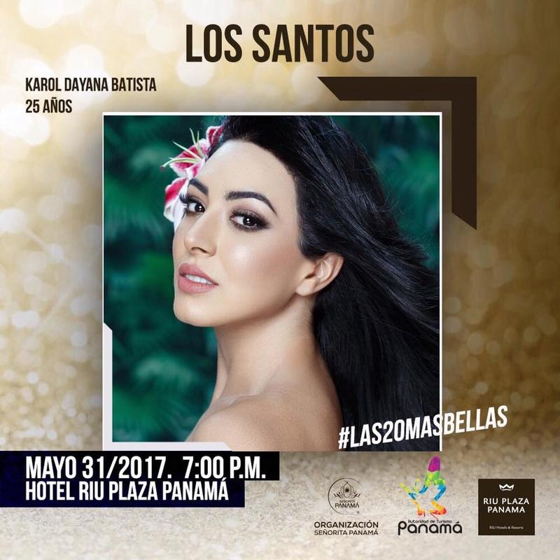 Señorita Panama 2017 is Contadora 18620110