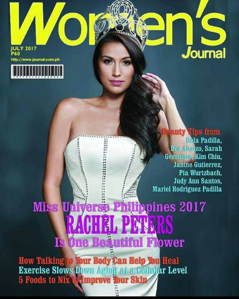 MISS UNIVERSE PHILIPPINES 2017: Rachel Louise Peters (Top 10) - Page 3 19732110