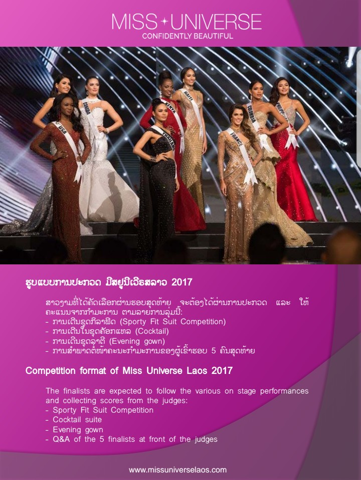 ROAD TO MISS UNIVERSE LAOS 2017 - Results! 20294311