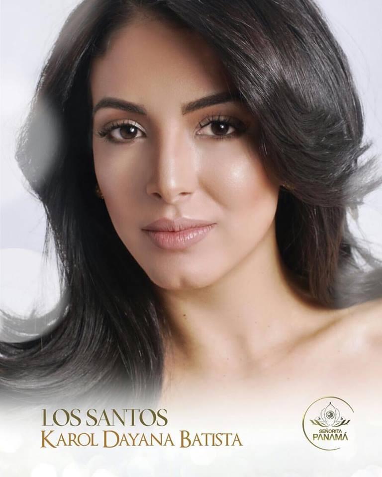 Señorita Panama 2017 is Contadora 20770411