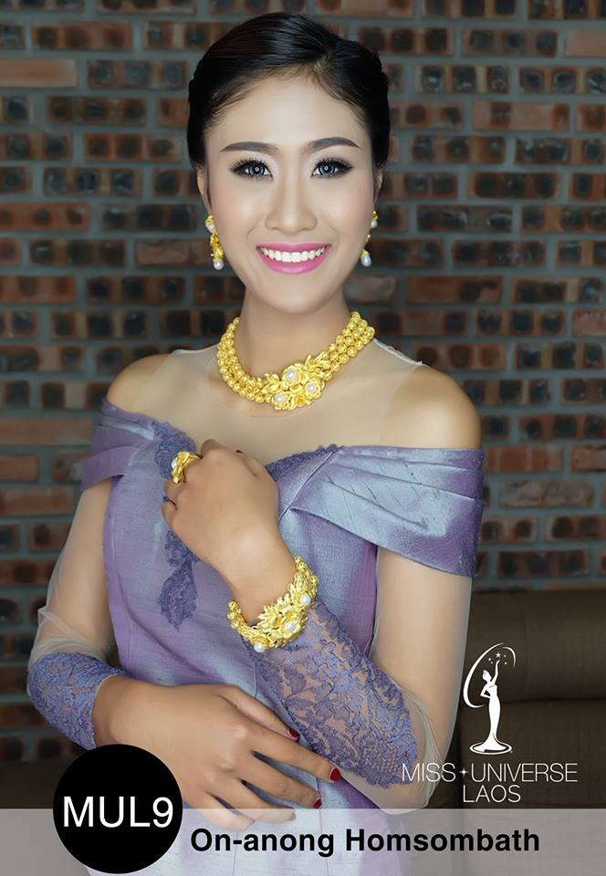 ROAD TO MISS UNIVERSE LAOS 2017 - Results! 20799510