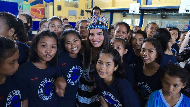 Official Thread Miss World 2016 ® Stephanie Del Valle - Puerto Rico - Page 5 21314310