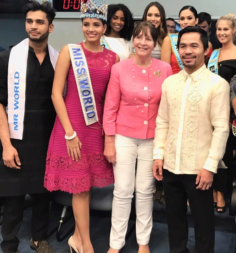 Official Thread Miss World 2016 ® Stephanie Del Valle - Puerto Rico - Page 5 21314411