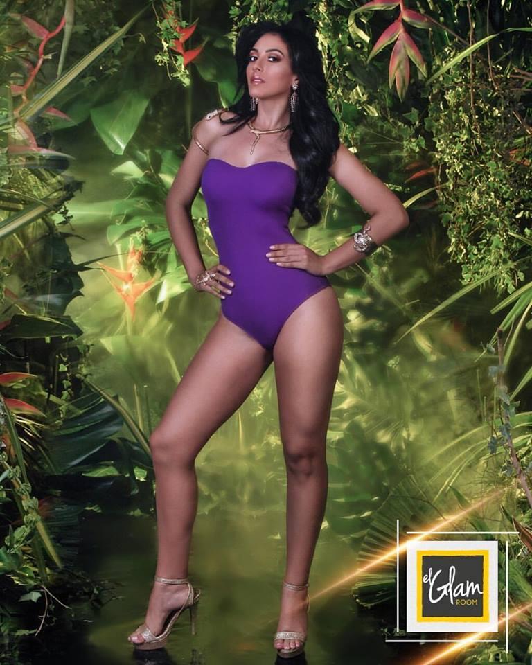Señorita Panama 2017 is Contadora 413