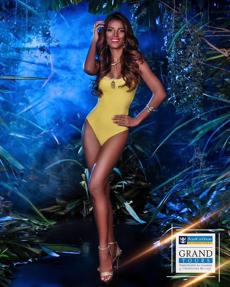 Señorita Panama 2017 is Contadora 612