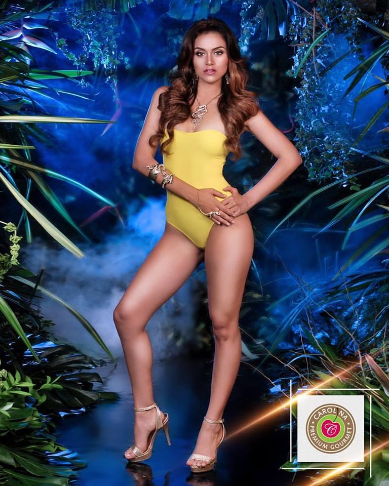 Señorita Panama 2017 is Contadora 913