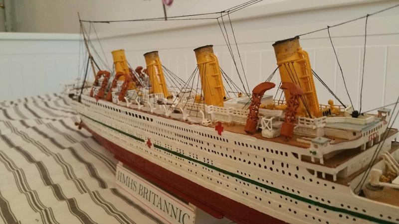 HMHS Britannic (2) 20170911