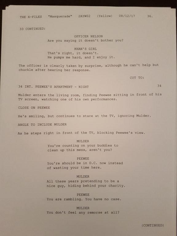 """Série et films """"X-Files"""" Partie 2 - Page 5 Tumblr10"""