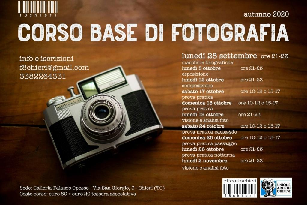 CORSO BASE - AUTUNNO 2020 Corso_11