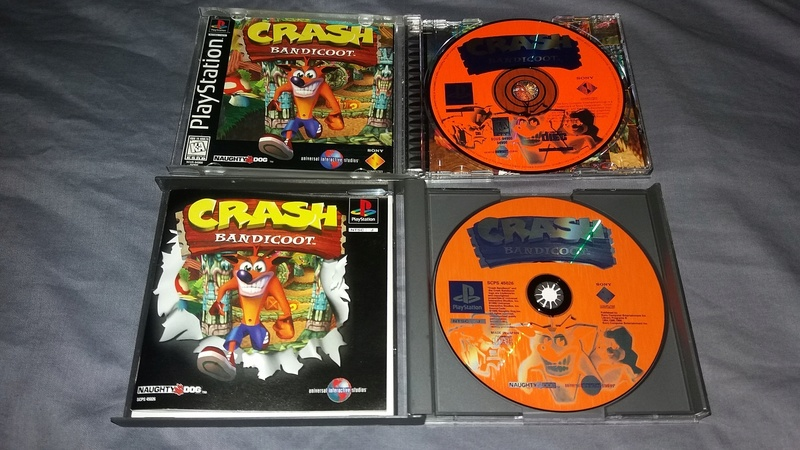 crash bandicoot ps1 ntsc j asian version 20170712