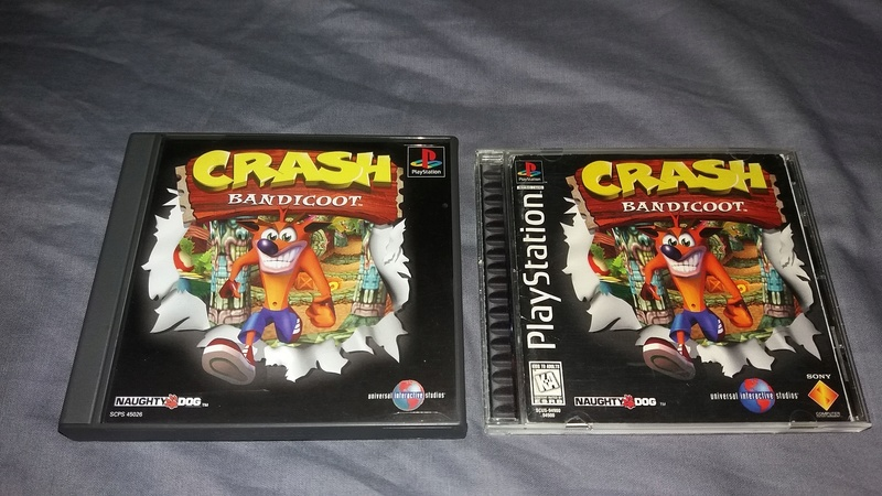 crash bandicoot ps1 ntsc j asian version 20170713