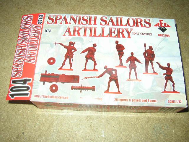 boite RED BOX  et MARS  Artill11